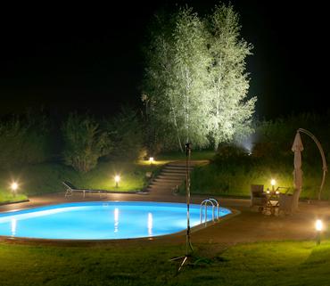 Landscaping & Lighting